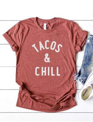 Bella Canvas Tacos & Chill