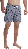 """Trunks Surf & Swim Co. San O Print Swim 7"""" (For Men)"""