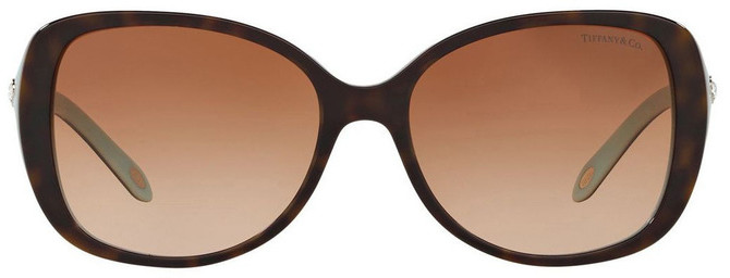 Tiffany & Co. TF4121B 397072 Sunglasses Tortoise