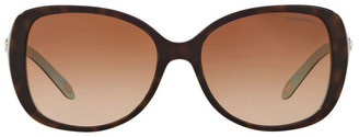 Tiffany & Co. TF4121B 397072 Sunglasses Tortoise