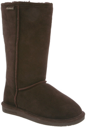 BearPaw Women's Cold Weather Boots CHOCOLATE - Chocolate Emma Tall Suede Boot - Women