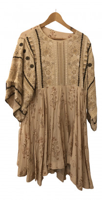 Spell & The Gypsy Collective Beige Dress for Women