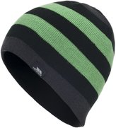 Trespass Mens Milton Striped Winter Beanie Hat