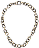 David Yurman Oval Link Necklace