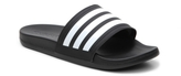 adidas Adilette Cloudfoam Ultra Stripes Slide Sandal
