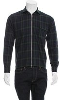 Timo Weiland Plaid Shirt Jacket w/ Tags
