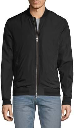 J. Lindeberg Full-Zip Bomber Jacket