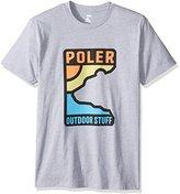 Poler Men's Geo Bear T-Shirt