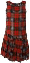 R 13 plaid dress - women - Wool - L