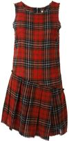 R 13 plaid dress