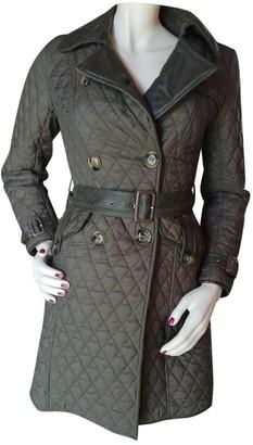 Freda Brown Coat for Women