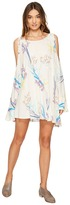 Free People Clear Skies Printed Tunic Women's Clothing