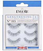 Eylure 3-pk. 115 Lengthening False Eyelashes Set