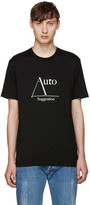 John Lawrence Sullivan Johnlawrencesullivan Black 'Auto Suggestion' T-Shirt