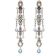Lanvin Ginger crystal-embellished earrings