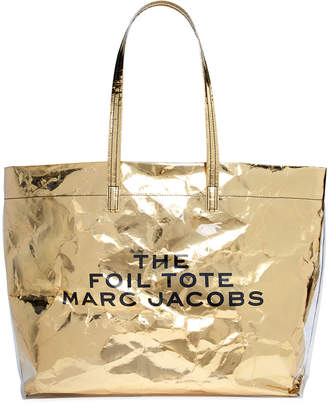 Marc Jacobs The The Foil Logo Tote Bag