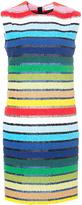Sonia Rykiel Multicolor Tweed Dress