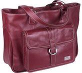 Clark & Mayfield Women's Stafford Pro Leather Laptop Tote