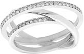 Swarovski Spiral Mini Ring