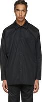 Cottweiler Black Embroidered Service T-shirt