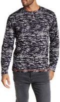 Smash Wear Long Sleeve Digital Camo Knit Shirt