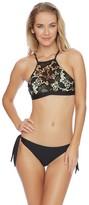 Luxe by Lisa Vogel Primiere Soft Tie Beach Bikini Bottom