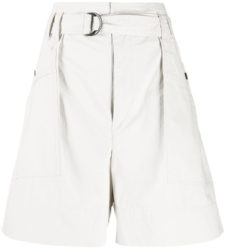Etoile Isabel Marant Zayna utility cargo shorts