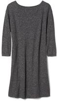Gap Three-quarter sleeve t-shirt dress