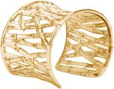 John Hardy Women's Bamboo 48MM Cuff in 18K Gold