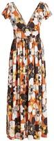 Dodo Bar Or Jenny Long Floral Dress