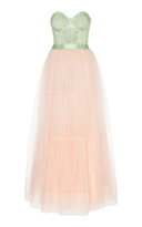 Temperley London Cannes Midi Dress