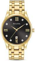 Bulova Diamonds Watch, 40mm