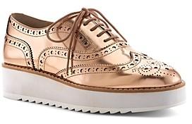 Botkier Women's Clive Platform Oxford Loafers