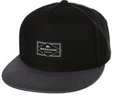 Quiksilver Freewill Snapback Cap Black