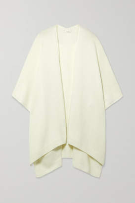 The Row Hern Cashmere Cape - Ivory