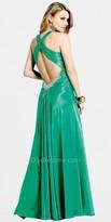 Faviana Royalty Inspired Evening Dress