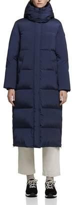 Woolrich Aurora Long Down Coat