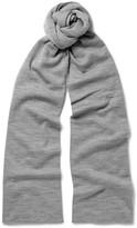John Smedley - New Wool Scarf