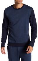 HUGO BOSS Heritage Herringbone Cotton Sweatshirt