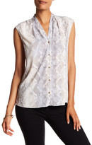 T Tahari Alex Blouse