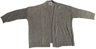 Essentiel Antwerp Silver Cotton Knitwear