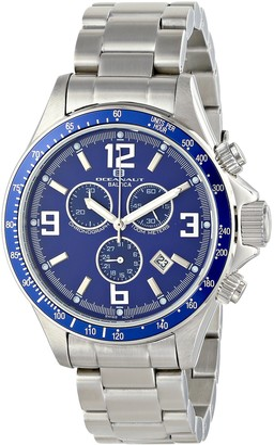Oceanaut Men's OC3321 Baltica Analog Display Quartz Silver Watch