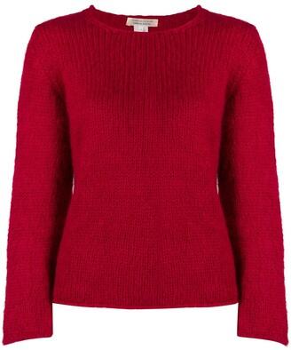Comme Des Garçons Pre Owned '1990s Crew Neck Sweater
