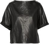 Isabel Marant Feza leather top