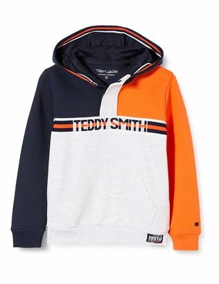 Teddy Smith Boys' S-Marco Hoody J Sweatshirt