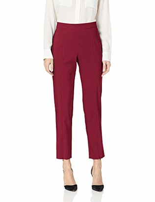 Chaus Women's Pull on Pant w/Ankle Slit