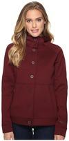 The North Face Neo Thermal Snap Hoodie Women's Sweatshirt