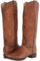 Stetson Round Toe Riding Boot
