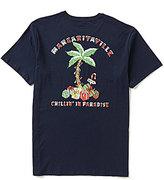 Margaritaville Holiday Chillin' Graphic Short-Sleeve Tee