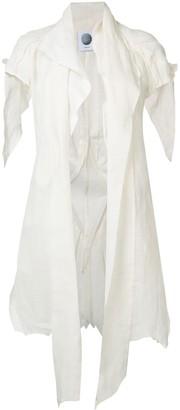 aganovich Asymmetric Origami Jacket